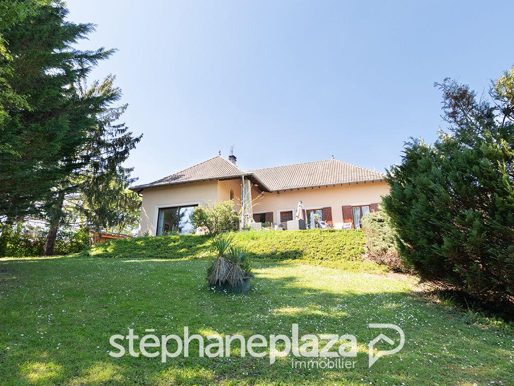 Achat maison 5chambres 203m² - Saint-Cyr-sur-Menthon