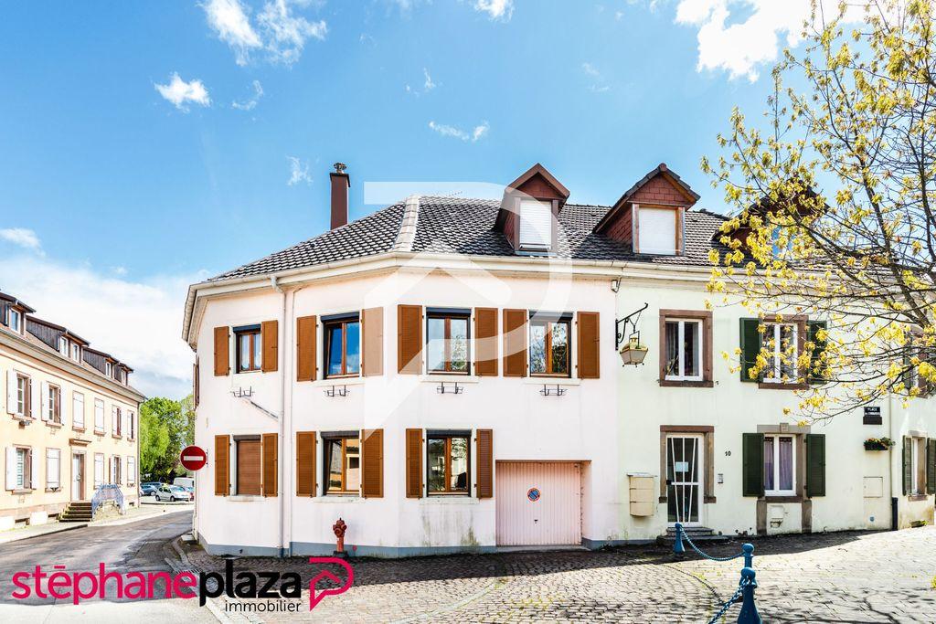 Achat maison 2chambres 84m² - Masevaux-Niederbruck