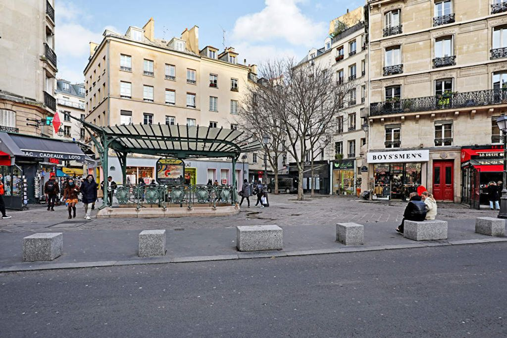 Achat studio 20m² - Paris 1er arrondissement