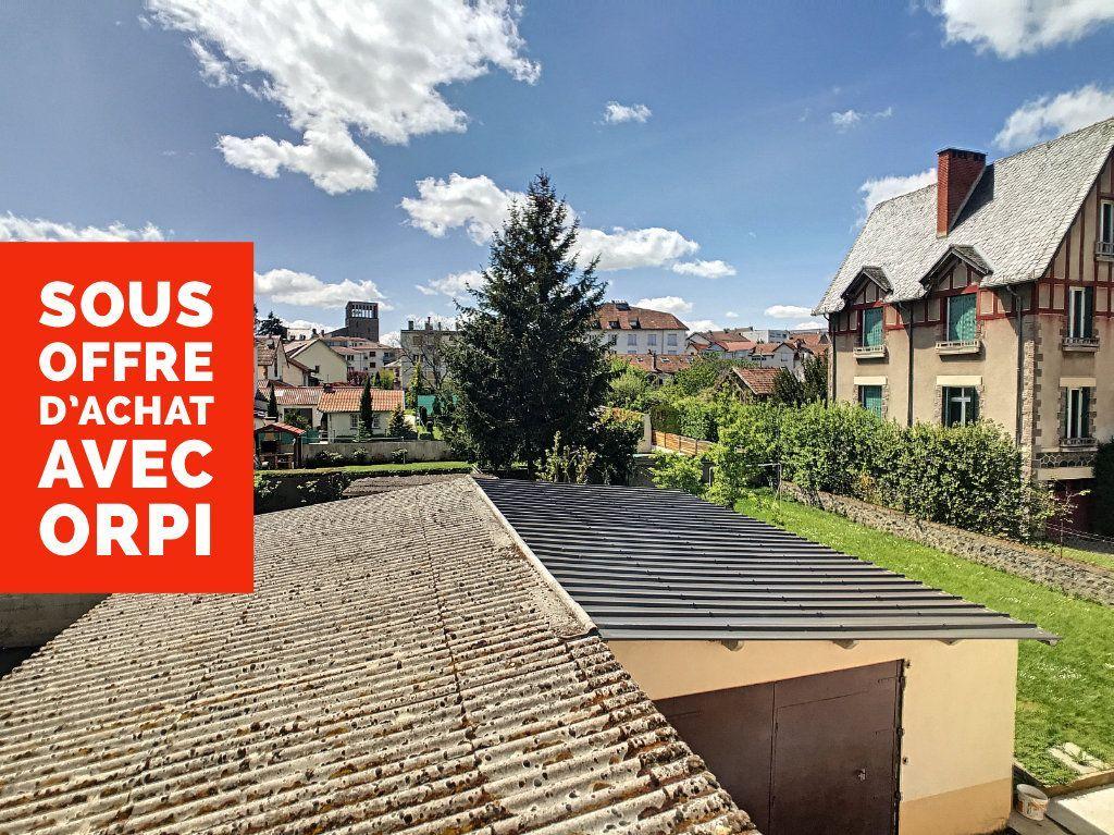 Achat appartement 4pièces 80m² - Aurillac