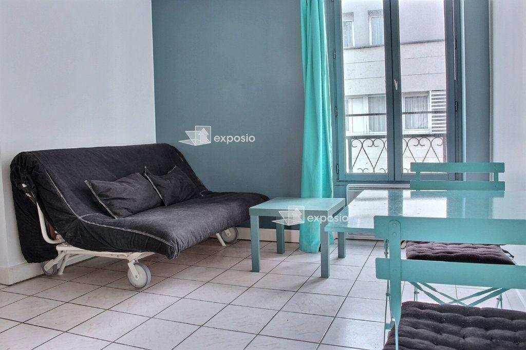 Achat studio 20m² - Paris 19ème arrondissement