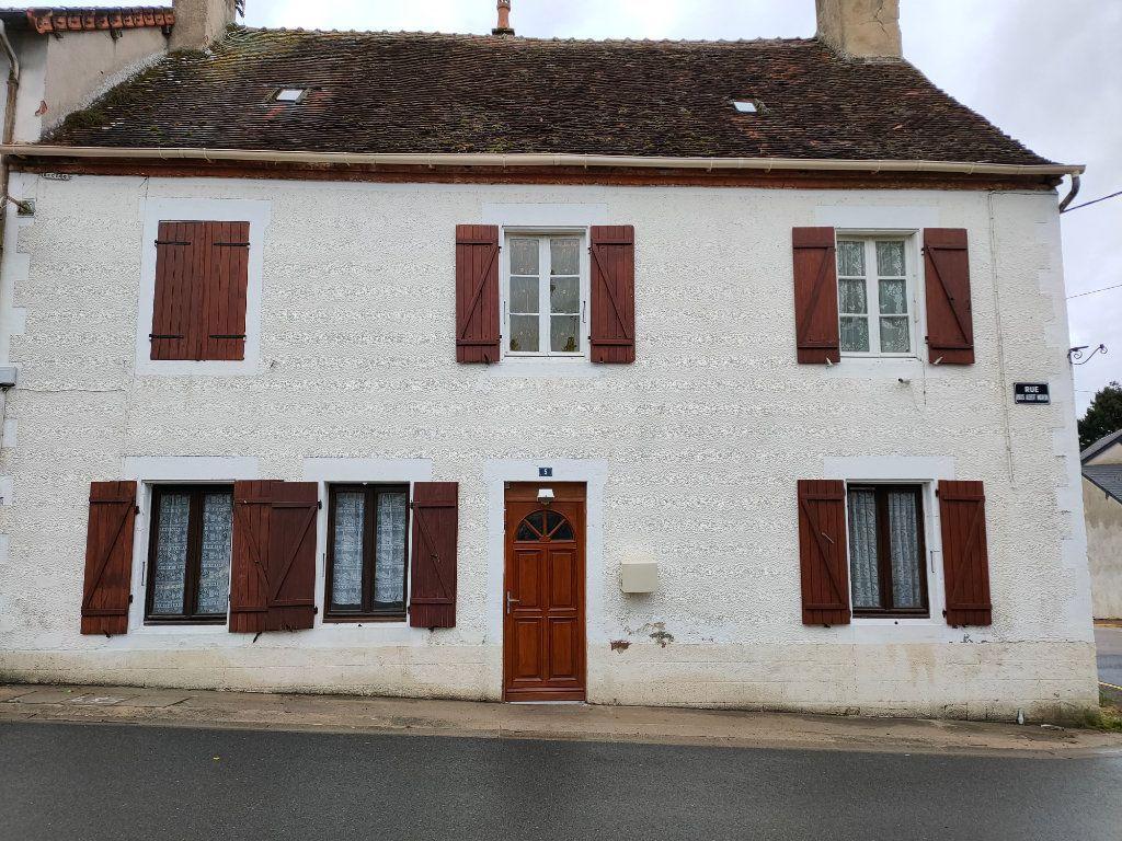 Achat maison 3chambres 126m² - Cercy-la-Tour