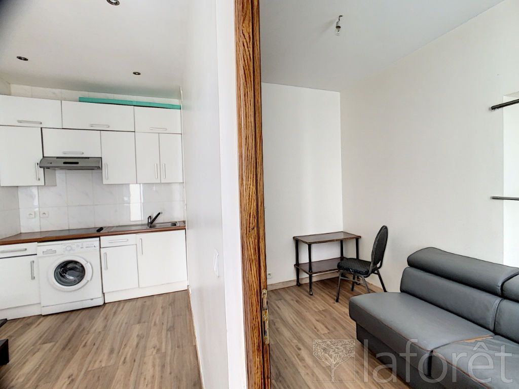 Achat appartement 2pièces 18m² - Paris 20ème arrondissement