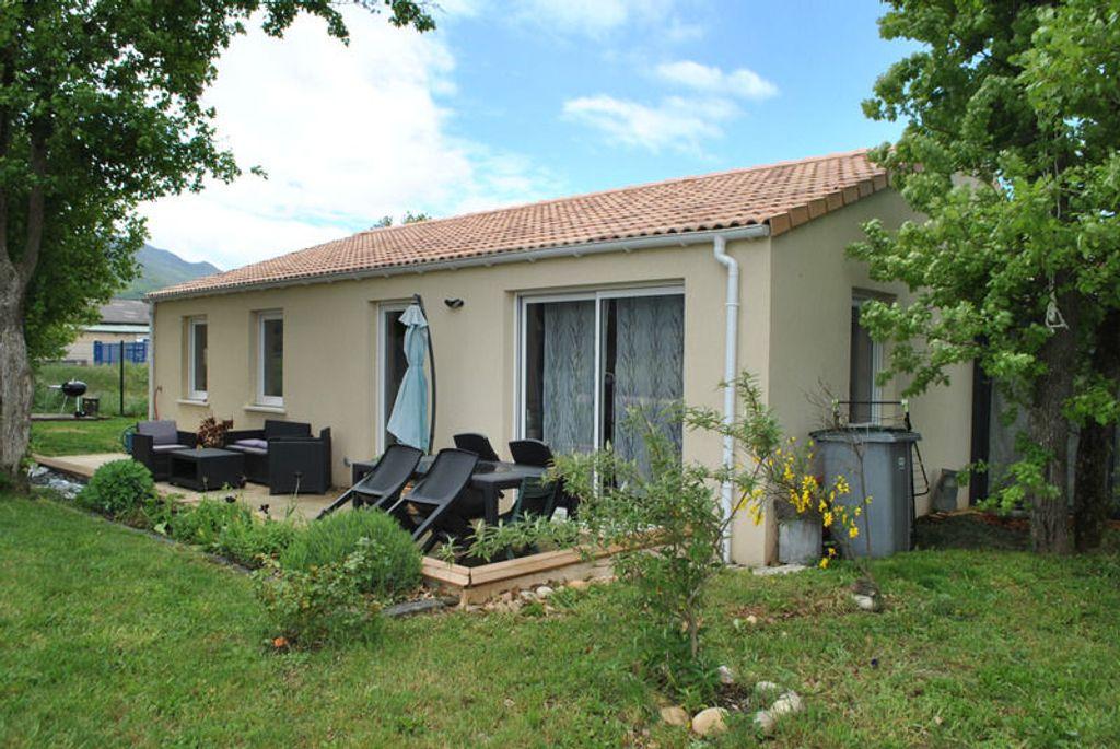 Achat maison 4chambres 105m² - La Baume-d'Hostun