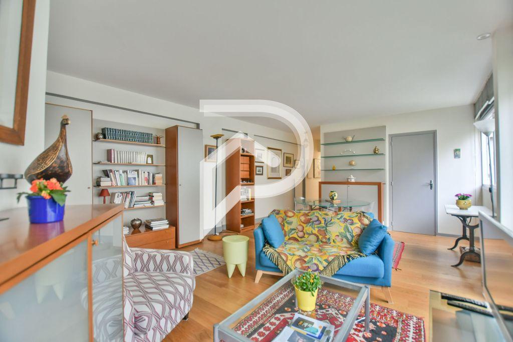 Achat appartement 2pièces 55m² - Paris 4ème arrondissement