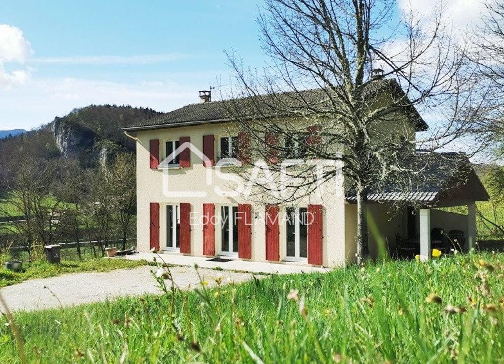 Achat maison 3chambres 130m² - Saint-Agnan-en-Vercors
