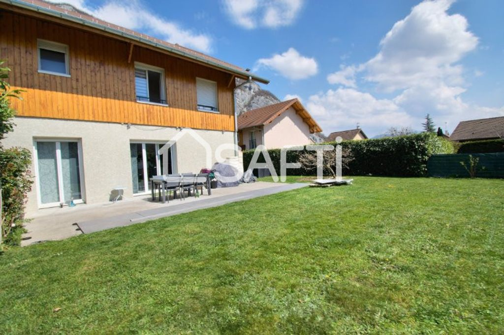 Achat maison 4chambres 104m² - Annecy