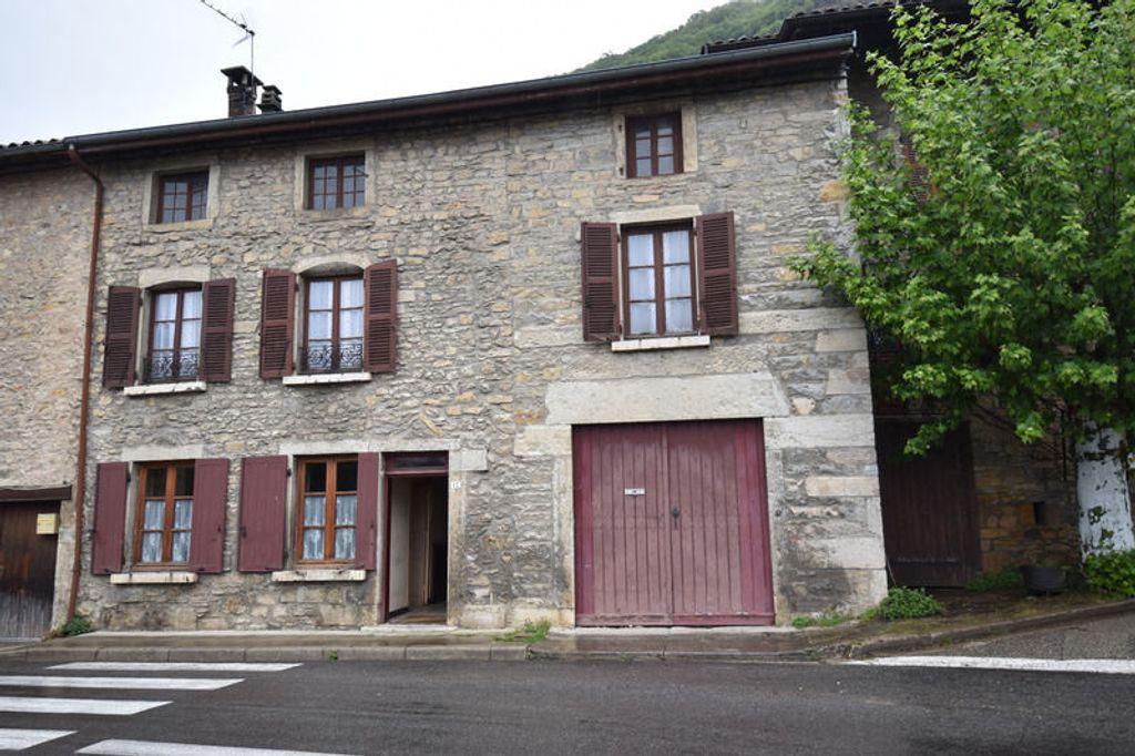 Achat maison 3chambres 120m² - Saint-Sorlin-en-Bugey