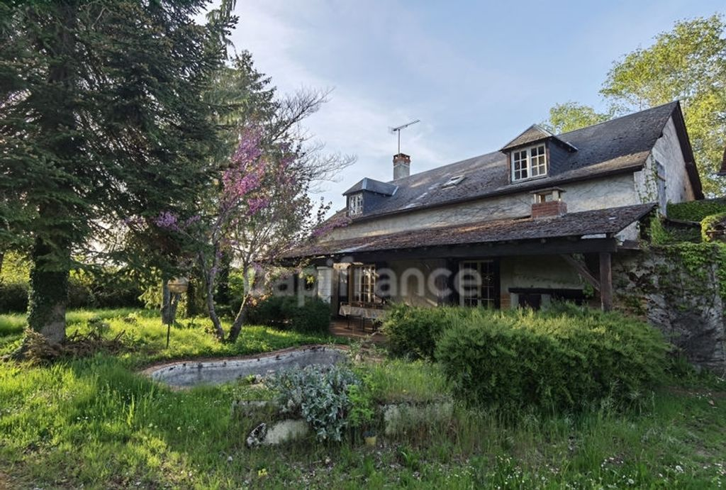 Achat maison 5chambres 140m² - Alluy