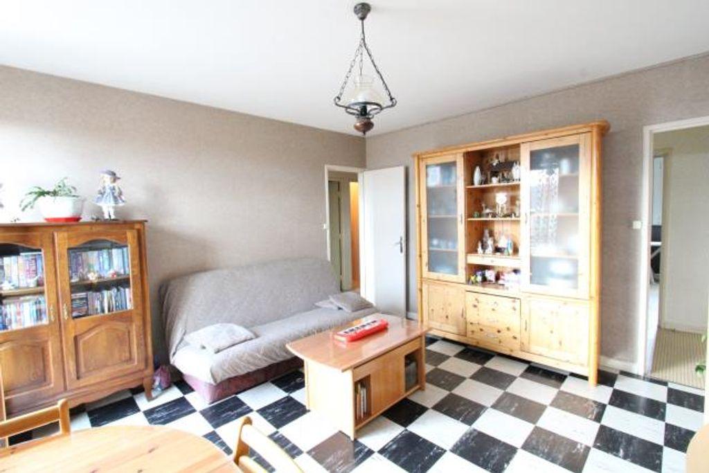 Achat appartement 4pièces 74m² - La Charité-sur-Loire