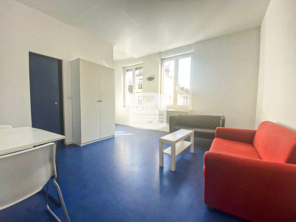 Achat studio 20m² - Lille