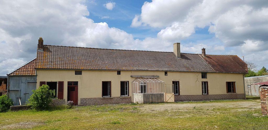 Achat maison 2 chambre(s) - Cussangy