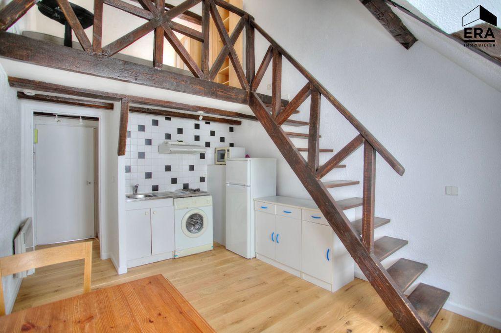 Achat duplex 2pièces 25m² - Paris 5ème arrondissement