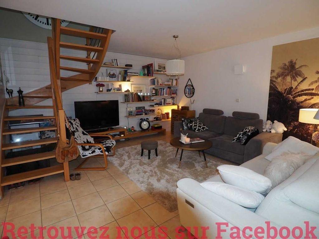 Achat duplex 4pièces 102m² - Saint-Jean-en-Royans