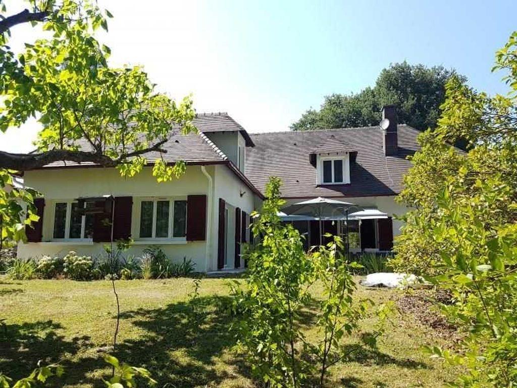 Achat maison 4chambres 215m² - Coulanges-lès-Nevers