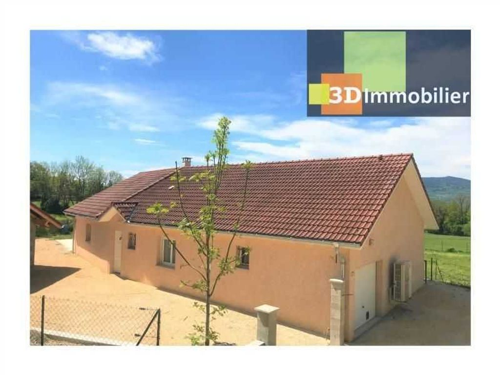 Achat maison 4chambres 117m² - Champagne-en-Valromey