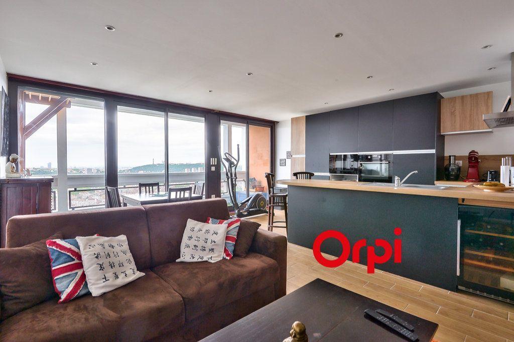 Achat appartement 4pièces 83m² - Lyon 9ème arrondissement