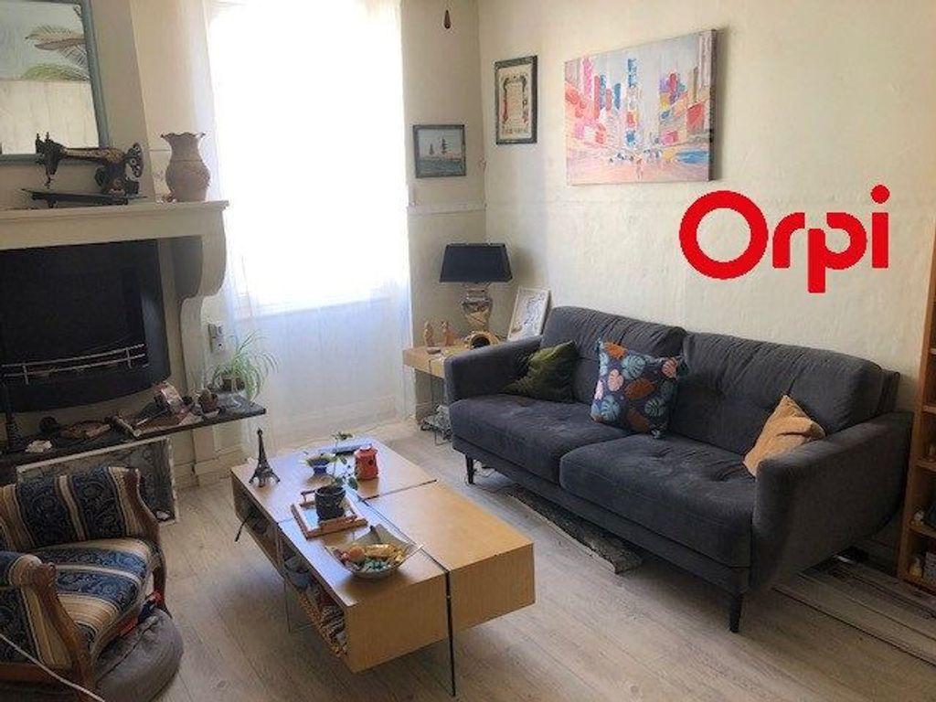 Achat appartement 3pièces 48m² - Saint-Laurent-sur-Saône