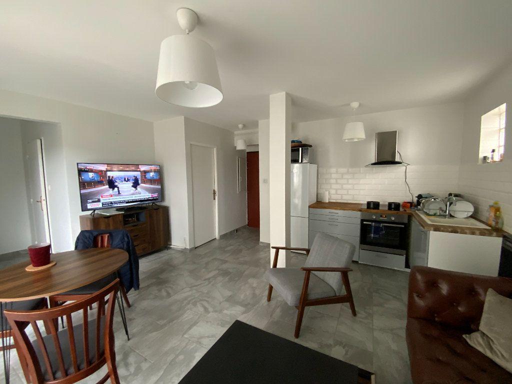 Achat appartement 2pièces 44m² - Grenoble