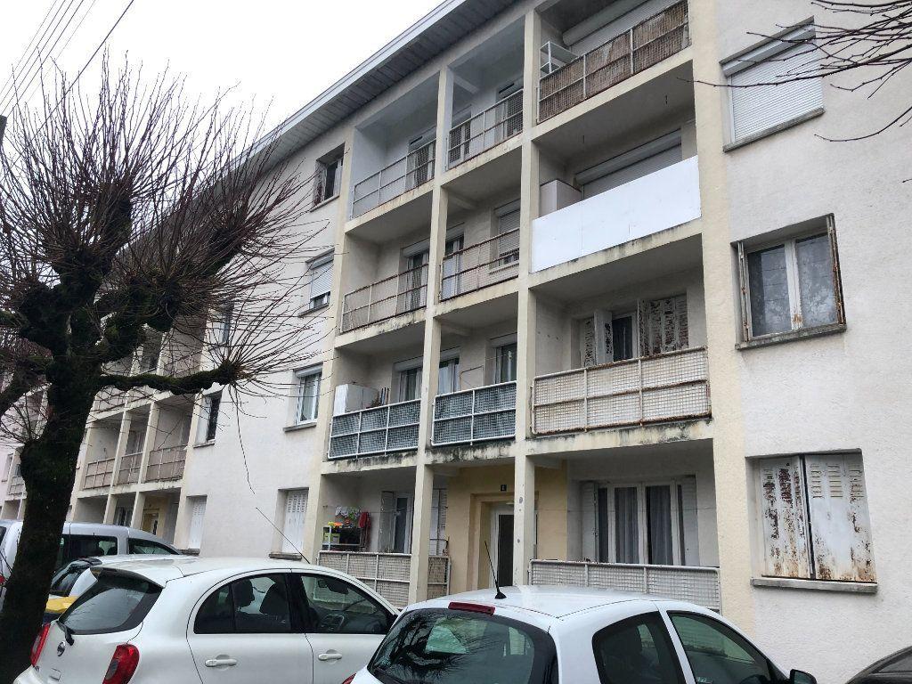 Achat appartement 3pièces 49m² - Limoges