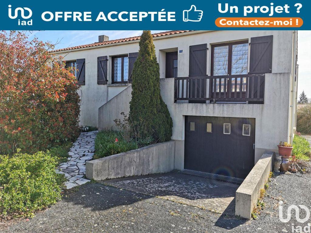 Achat maison 3chambres 92m² - La Guyonnière