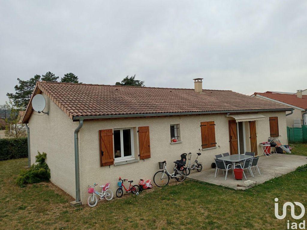 Achat maison 3chambres 100m² - Saint-Rambert-d'Albon