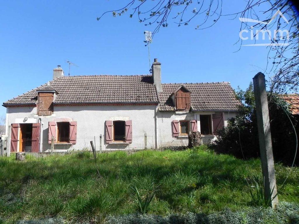 Achat maison 2chambres 60m² - Dornes
