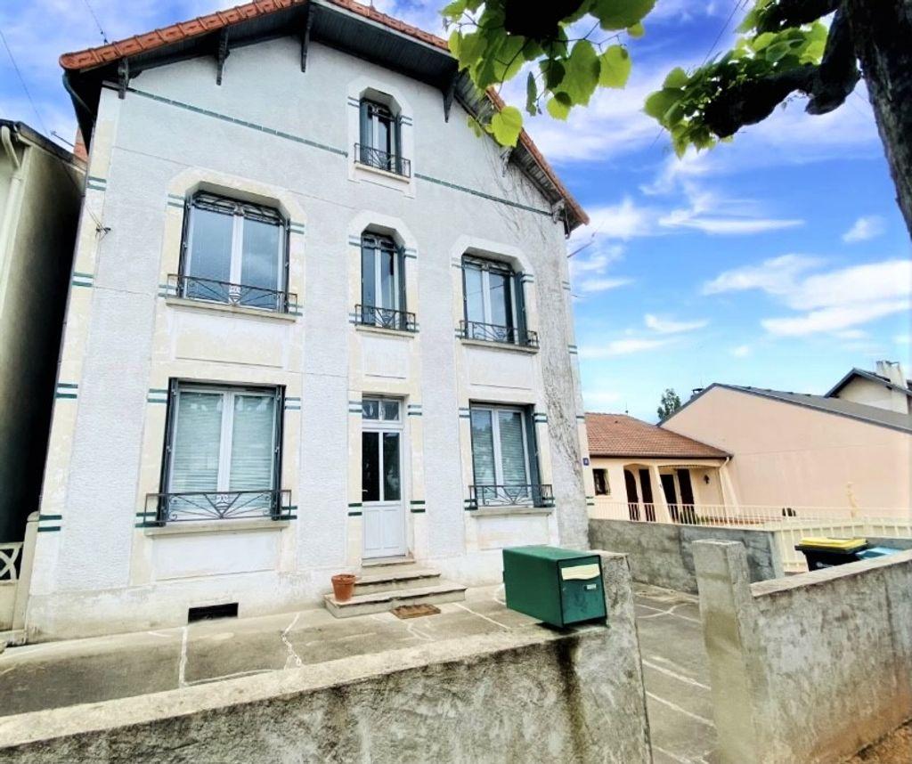 Achat maison 4chambres 145m² - Montluçon