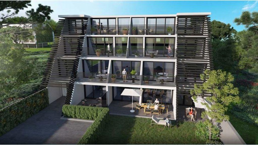Achat duplex 1pièce 31m² - Bordeaux