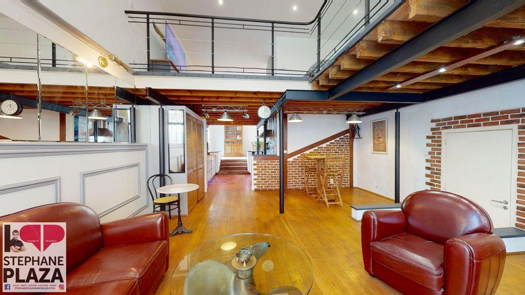 Achat loft 3pièces 130m² - Marseille 6ème arrondissement