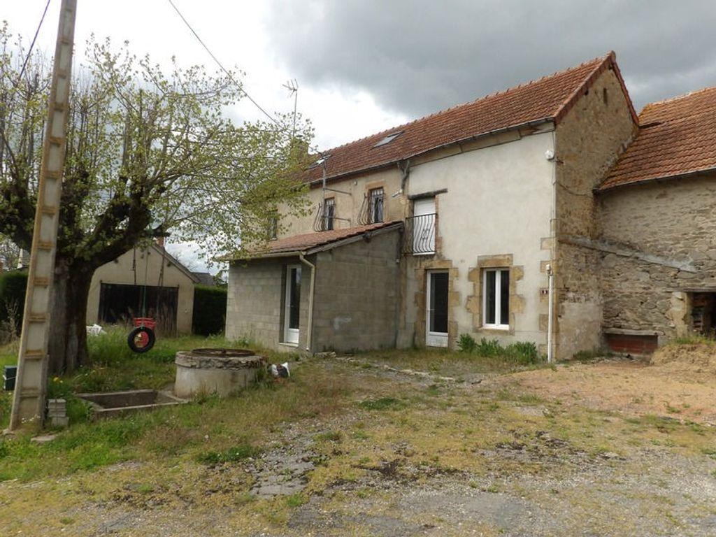 Achat maison 4 chambre(s) - Arpheuilles-Saint-Priest