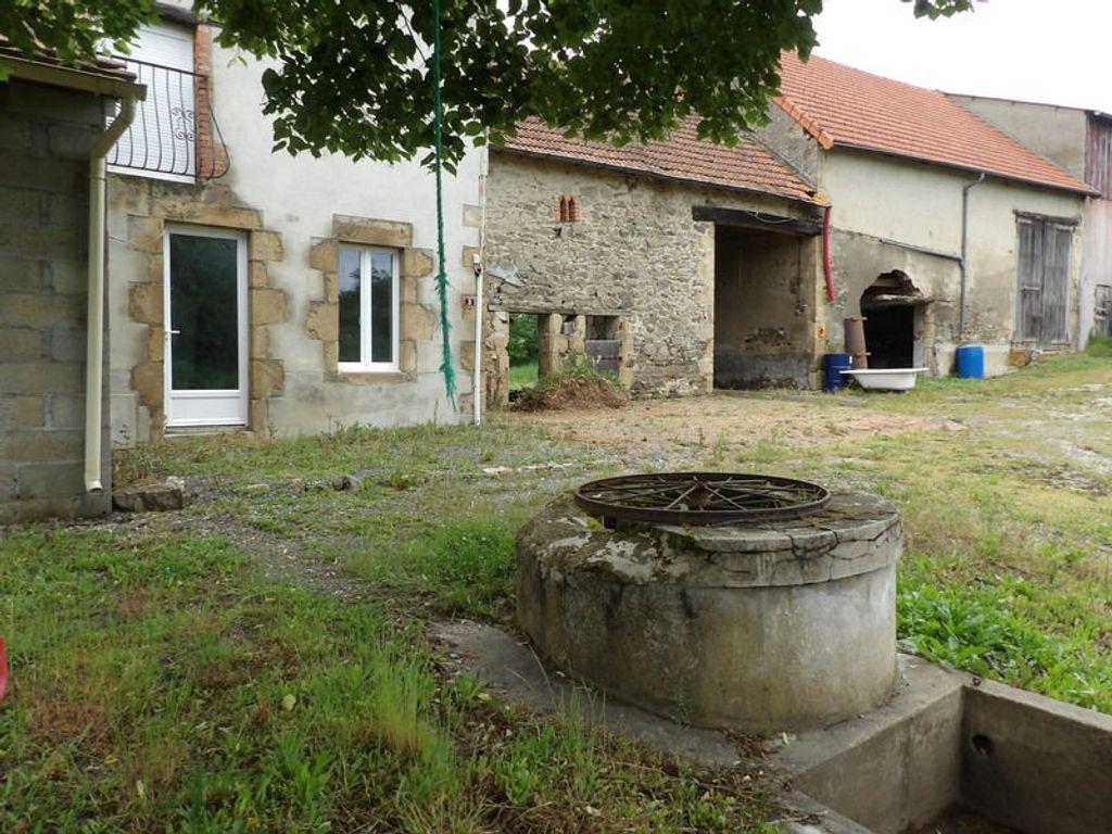 Achat maison 4chambres 163m² - Arpheuilles-Saint-Priest