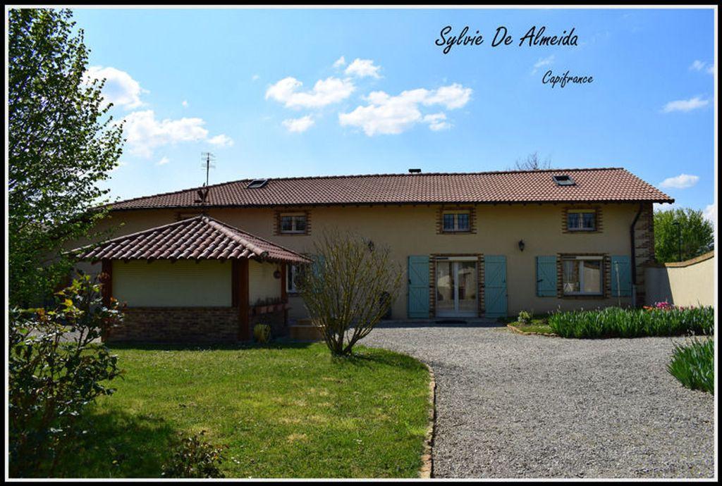 Achat maison 6chambres 230m² - Bâgé-la-Ville