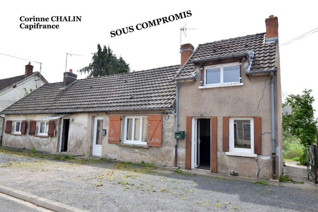 Achat maison 3chambres 124m² - Montcombroux-les-Mines