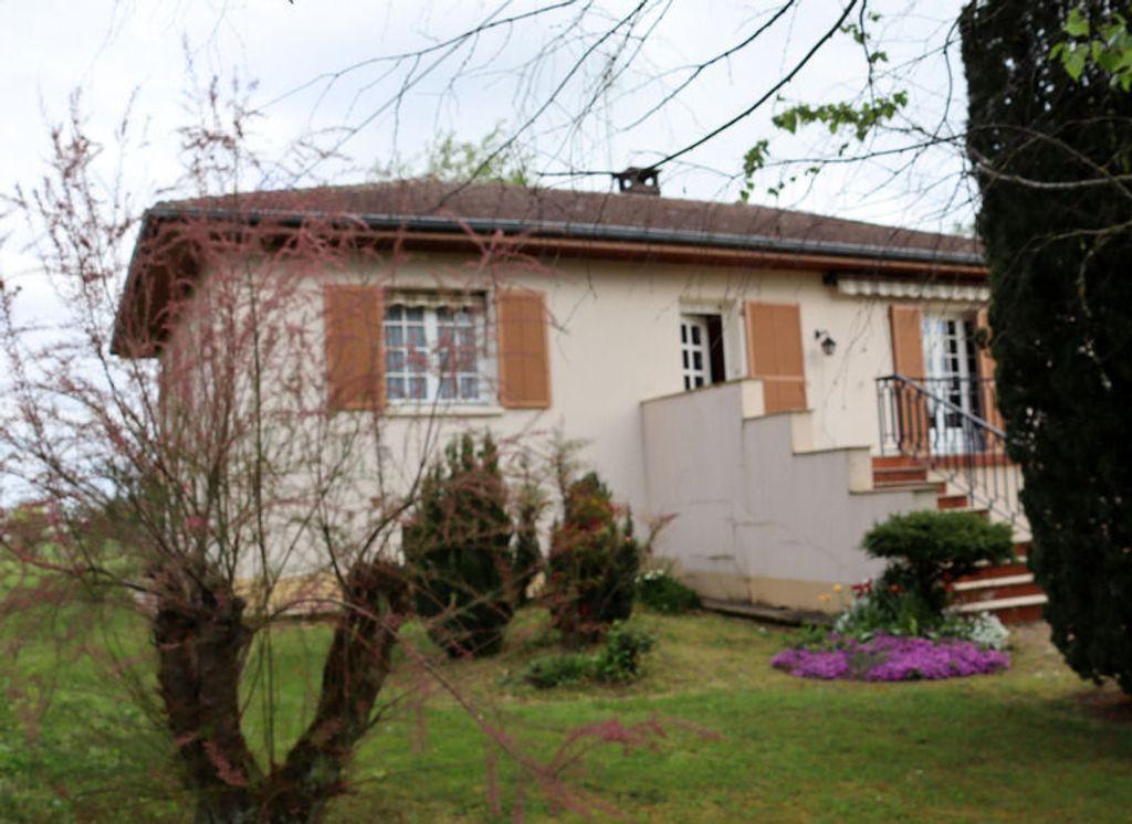 Achat maison 3 chambre(s) - Saint-Trivier-de-Courtes