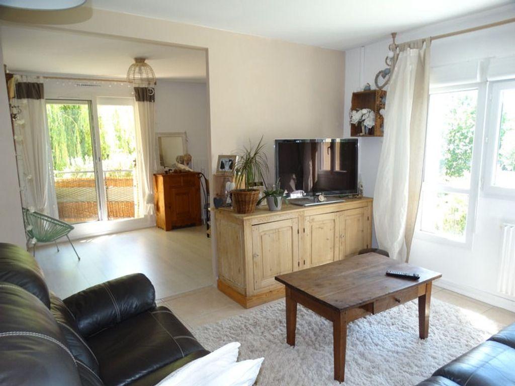 Achat appartement 4pièces 96m² - Saint-Laurent-sur-Saône