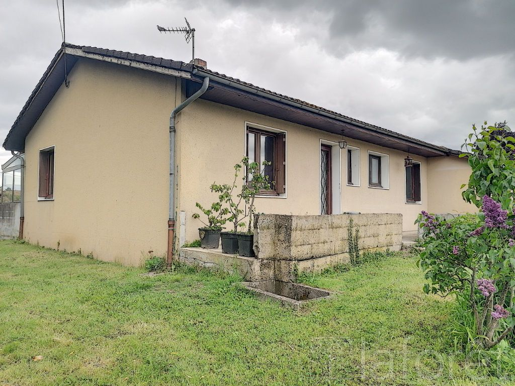 Achat maison 2chambres 86m² - L'Abergement-Clémenciat