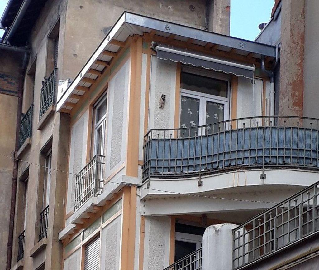Achat appartement 5pièces 127m² - Vichy