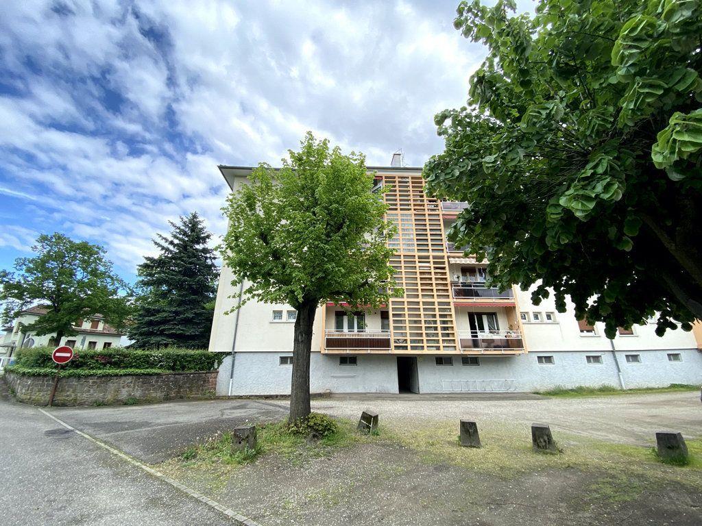 Achat appartement 4pièces 84m² - Strasbourg