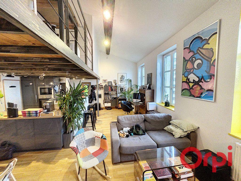 Achat duplex 3pièces 85m² - Lyon 4ème arrondissement