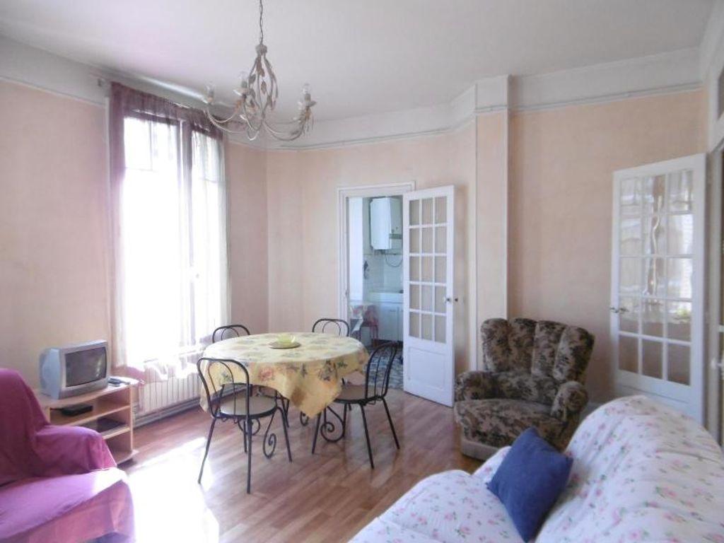 Achat appartement 3pièces 52m² - Vichy