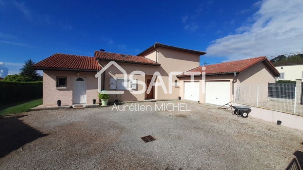 Achat maison 3chambres 160m² - Châtillon-la-Palud