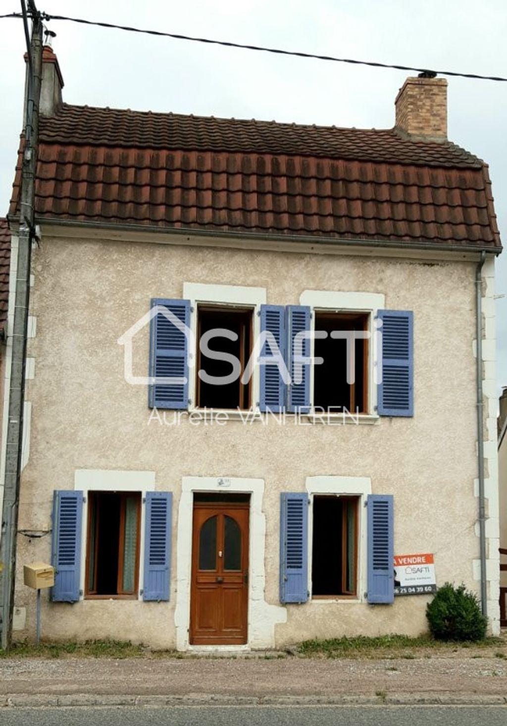 Achat maison 3chambres 102m² - Tracy-sur-Loire