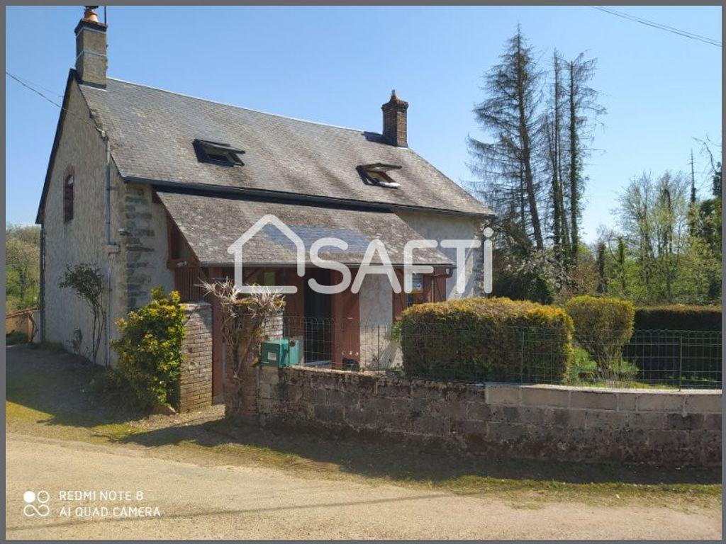 Achat maison 4chambres 120m² - Aunay-en-Bazois