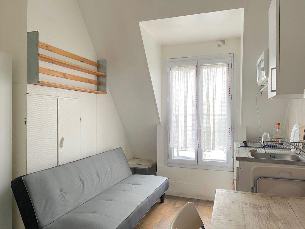 Achat studio 13m² - Paris 11ème arrondissement