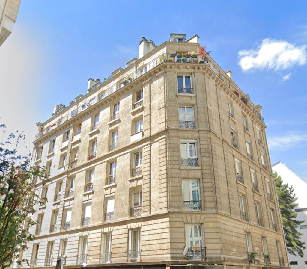 Achat studio 7m² - Paris 11ème arrondissement