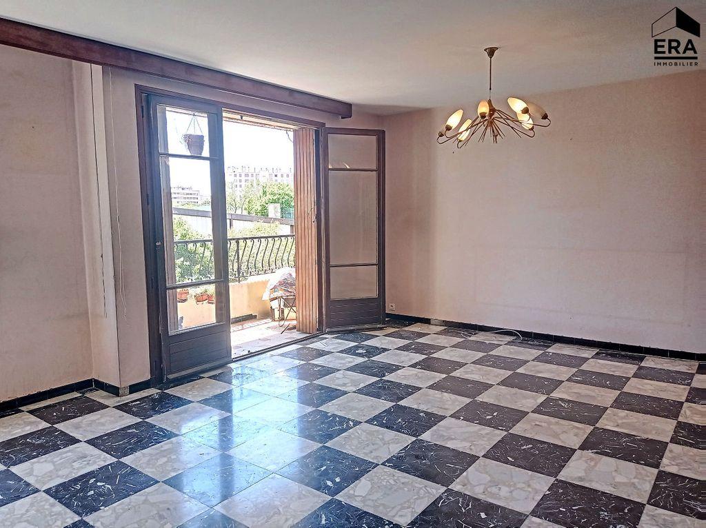 Achat appartement 3pièces 72m² - Marseille 14ème arrondissement
