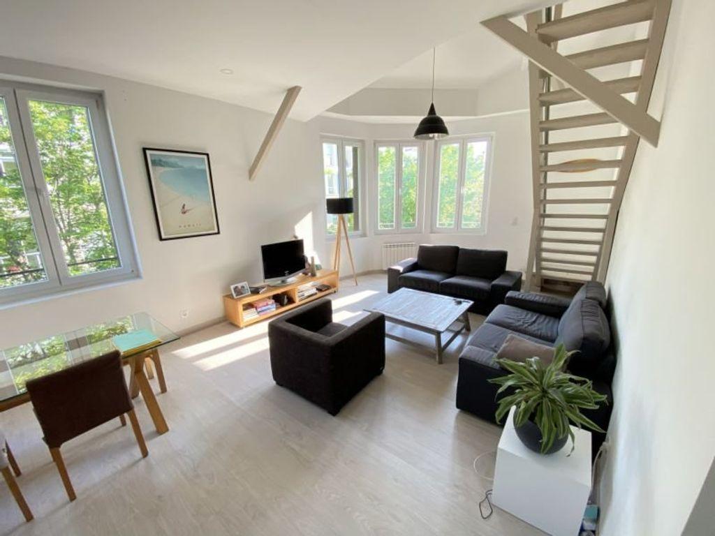 Achat appartement 3 pièce(s) Abrest