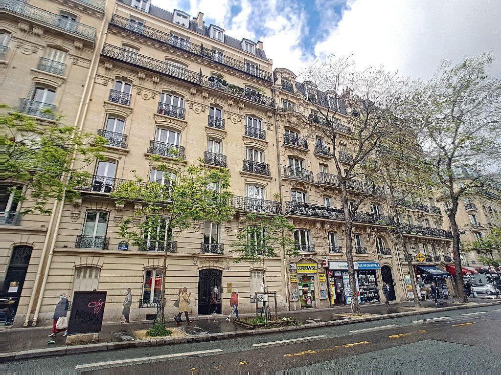 Achat studio 6m² - Paris 14ème arrondissement