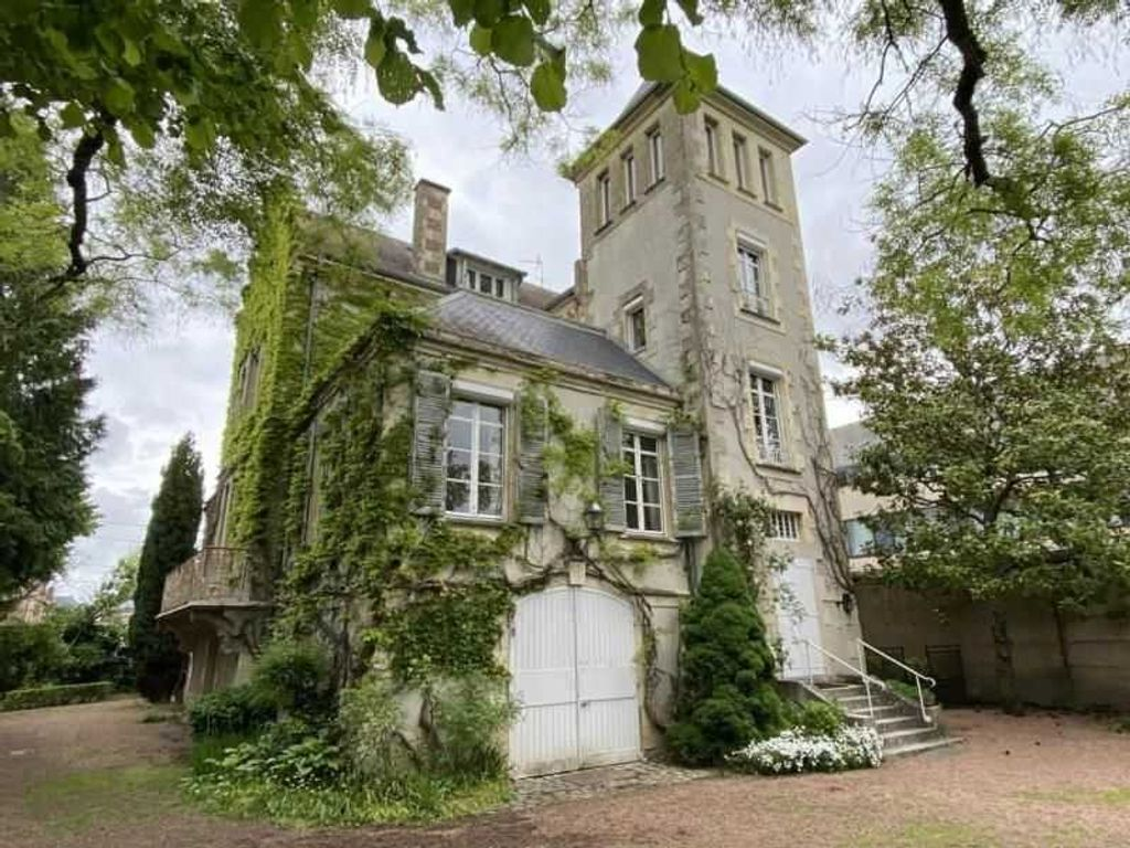 Achat maison 7chambres 417m² - Nevers